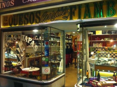 Tapas tour Gourmet Madrid